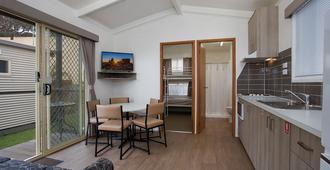 Warrnambool Motel And Holiday Park - Warrnambool - Κουζίνα