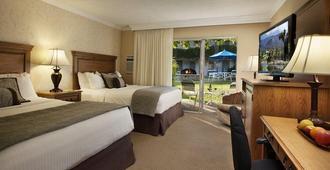 Best Western Plus Pepper Tree Inn - סנטה ברברה - חדר שינה