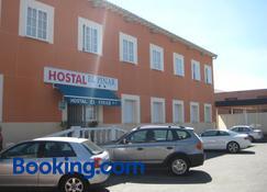 Hostal El Pinar - Ávila - Building