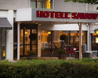 Hotel Savoy - Mariehamn - Gebouw