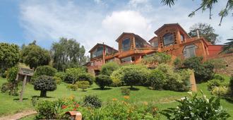 Suites Arcoiris - Villa de Leyva - Κρεβατοκάμαρα