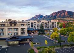 Boulder Marriott - Boulder - Rakennus
