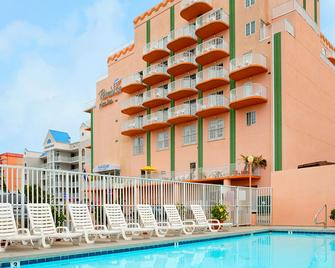 Paradise Plaza Inn - Ocean City - Building