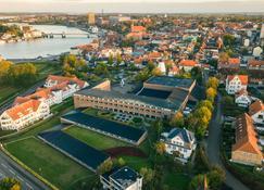 Hotel Sonderborg Strand, Sure Hotel Collection by BW - Сондерборг - Вид снаружи