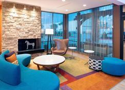 Fairfield Inn & Suites by Marriott Houston Pasadena - Pasadena - Huiskamer