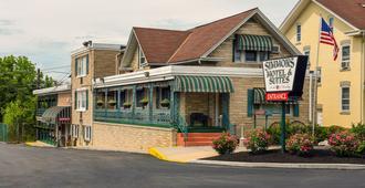 Simmons Motel - Hershey - Rakennus