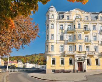 Belvedere - Марианске Лазне - Здание