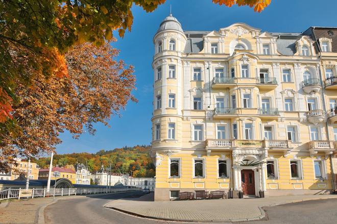 麗城溫泉酒店 - 瑪麗安斯基蘭澤 - Marianske Lazne/瑪麗亞安斯基 - 建築