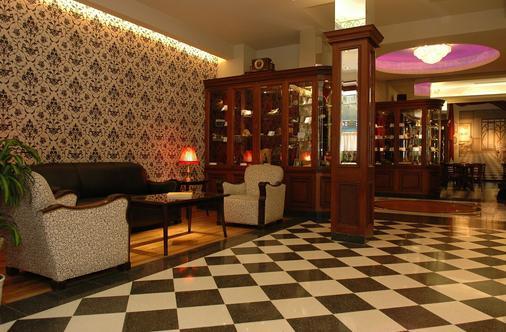 坦切羅酒店 - 布宜諾斯艾利斯 - 布宜諾斯艾利斯 - 大廳