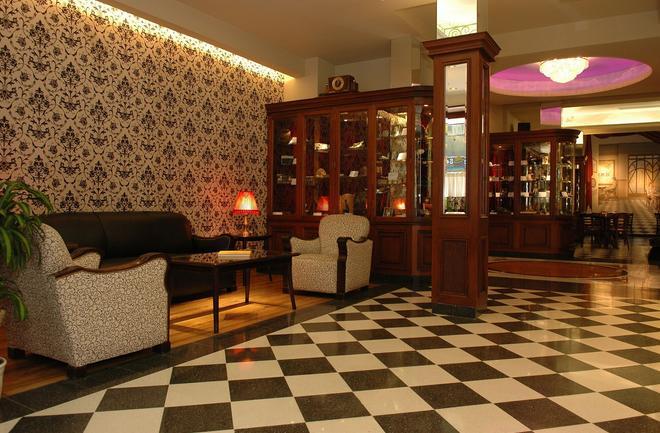 Tanguero Hotel Boutique Antique - Buenos Aires - Lobby