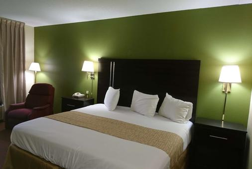 Travelodge by Wyndham Knoxville East - Knoxville - Schlafzimmer