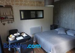 La Rogeraie Cap Gris Nez - Escalles - Bedroom