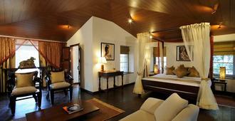 Niraamaya Retreats Surya Samudra - Thiruvananthapuram - Bedroom
