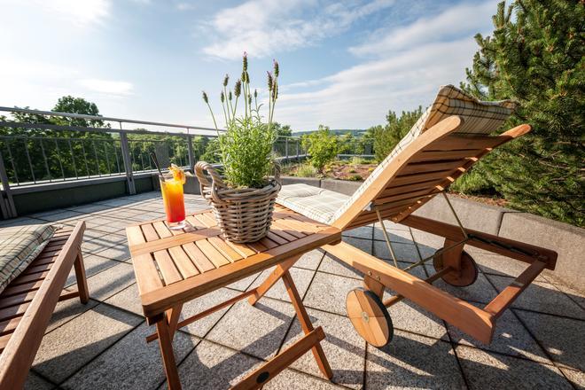 Dorint Parkhotel Bad Neuenahr - Bad Neuenahr-Ahrweiler - Varanda