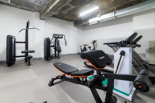 Reborn Suwon Silkroad Hotel - Σούουον - Γυμναστήριο