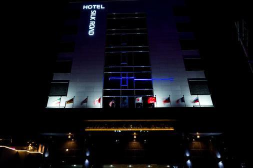 Reborn Suwon Silkroad Hotel - Σούουον - Κτίριο