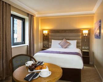 Limerick City Hotel - Limereick - Soveværelse