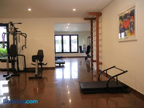 The Park Hall Flat Service Higienopolis - Sao Paulo - Gym