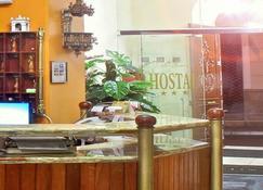 Las Torres Hostal - Sucre - Bedroom