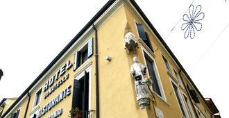 Hotel Donatello - Padua - Edificio