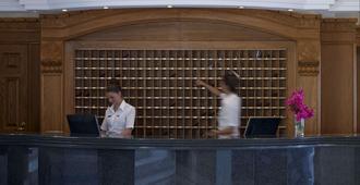 Mitsis Summer Palace Beach Hotel - Kardamena - Recepción