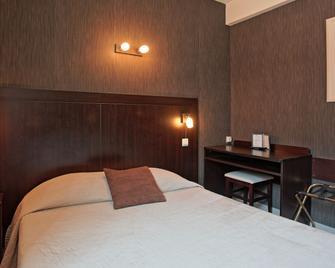 Hotel Les Pasteliers - Lavaur - Bedroom