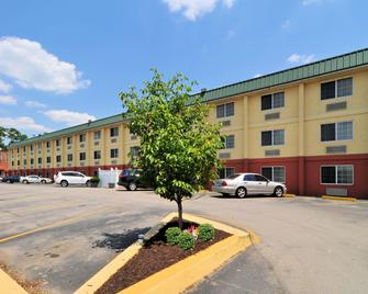 Best Western Mountaineer Inn - Morgantown - Gebäude
