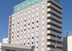 延岡站前Route Inn飯店 - 廷岡 - 建築