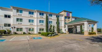 Motel 6 Dallas - North - Dallas - Rakennus