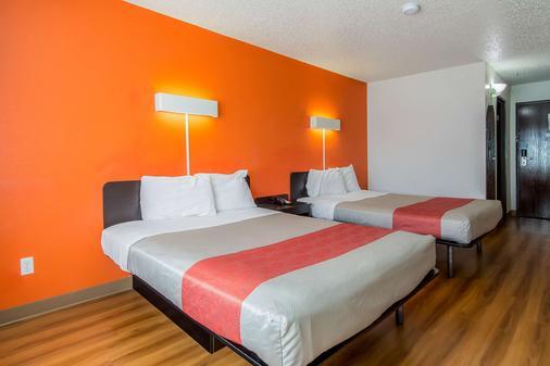 Motel 6 Dallas - North - Dallas - Makuuhuone