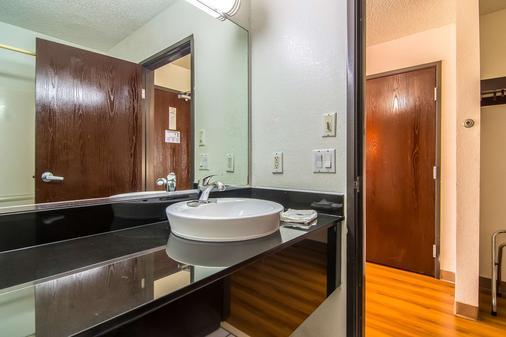Motel 6 Dallas - North - Dallas - Kylpyhuone