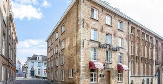 Bryghia Hotel - Bruges - Building
