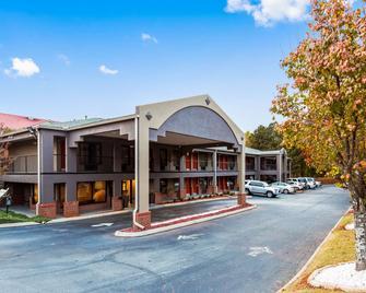Best Western Shenandoah Inn - Newnan - Building
