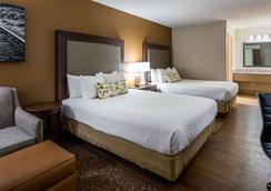 Best Western Shenandoah Inn - Newnan - Makuuhuone