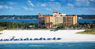 Sheraton Sand Key Resort - Clearwater Beach - Building