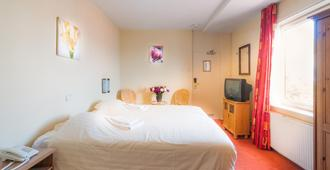 Joops City Centre Hotel - Haarlem - Camera da letto