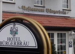 Hotel Bürgerbräu - Osnabrück - Näkymät ulkona