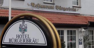 Hotel Bürgerbräu - אוסנבריק - נוף חיצוני