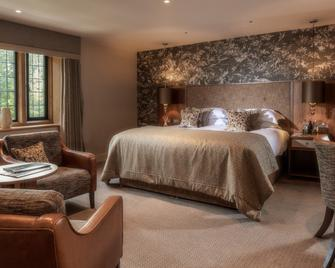 Mallory Court Country House Hotel & Spa - Leamington Spa - Спальня