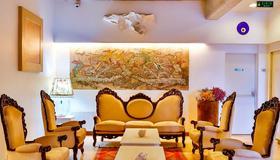 Han Hostel Airport North - Estambul - Sala de estar