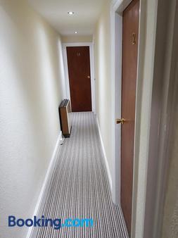 特倫特姆私人酒店 - 黑池 - 布萊克浦 - 門廳