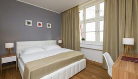 Hotel Garden Court - Praga - Camera da letto