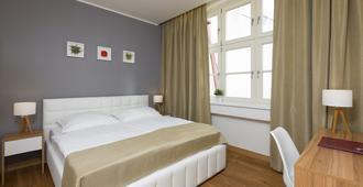 Hotel Garden Court - Prague - Bedroom