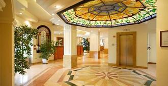 Hotel Mozart - Milano - Resepsjon