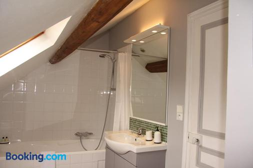 Les Jardins de L'Aulnaie - Pacy-sur-Eure - Bathroom