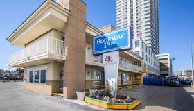 Rodeway Inn Boardwalk - Atlantic City - Bygning