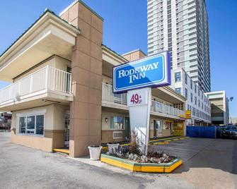 Rodeway Inn Boardwalk - Atlantic City - Building