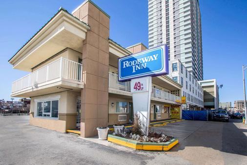 Rodeway Inn Boardwalk - Atlantic City - Rakennus