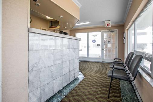 Rodeway Inn Boardwalk - Atlantic City - Lobby