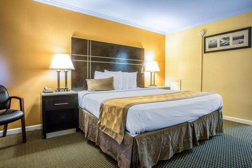Rodeway Inn Boardwalk - Atlantic City - Bedroom